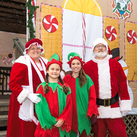 Holiday Programs in the Parks